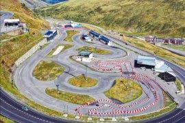 Trek karting  de la Casa Andorra dibuka untuk latihan para pebalap MotoGP
