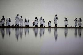 Berita dunia - Kematian perawat akibat corona melonjak dua kali lipat bulan terakhir