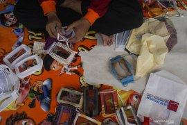 Presiden beli masker kain produksi Semarang