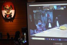 Mantan Dirut PTPN III divonis 5 tahun penjara terbukti terima suap