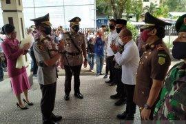 AKBP Tris Lesmana Zeviansyah resmi jabat Kapolres Pangkalpinang