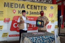 Bandara Jambi tambah mobil perpustakaan untuk Kota Jambi