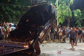 Kecelakaan beruntun Medan: Polisi sebut karena rem blong