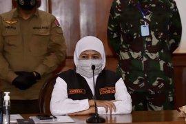Gubernur Khofifah kaji penerapan PSBB regional Jatim