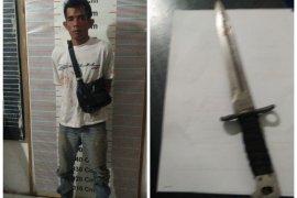 Polisi Besitang ringkus pelaku penganiayaan terhadap supir dengan sangkur