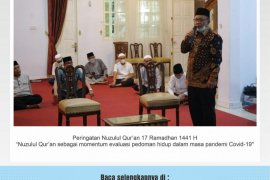 Universitas Jambi peringati Nuzulul Qur'an secara virtual
