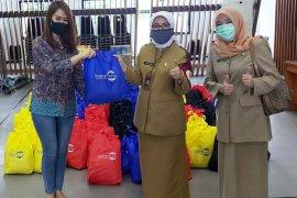 Iforte salurkan bantuan paket sembako ke Pemkot Bandung