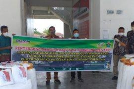PTPN IV kembali bantu Tim Gugus Tugas Covid-19 Simalungun