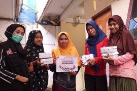 ACT-MRI Maluku bagikan takjil gratis untuk mahasiswa di Ambon