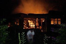 Gas elpiji bocor akibatkan kebakaran rumah di Tanjung Duren