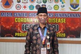 Pasien  ke-66 positif corona Provinsi Jambi beriwayat perjalanan dari Batam