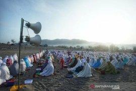 Kemenag : Shalat Idul Fitri di rumah tanpa pengecualian zona
