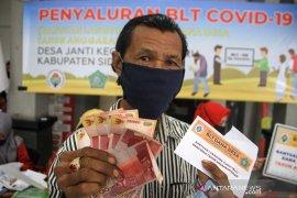 Penerima BLT Dana Desa didorong sisihkan uang untuk tabungan