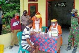 14 TKI dari Malaysia jalani rapid test di Bonti