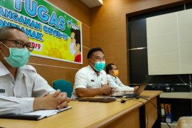 Dinkes Kota Pontianak tes usap COVID-19 sembilan penumpang Citilink