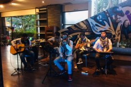 Hotel Regantris gelar konser amal virtual
