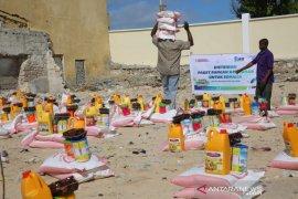 ACT beri bantuan ke pengungsi di Somalia