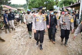 Kunjungi lokasi banjir bandang, Kapolda Aceh ajak masyarakat jaga alam