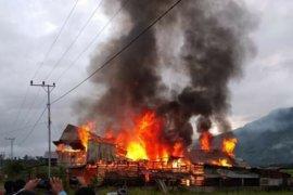 Dua rumah terbakar di Aceh Tengah