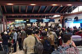 AP II tata ulang jadwal, antisipasi tidak terulangnya penumpukan penumpang