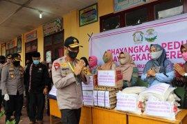 Kapolda Aceh tinjau lokasi banjir bandang Aceh Tengah