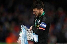 Liga Inggris - Kapten Manchester City David Silva tunda hengkang sebelum musim berakhir
