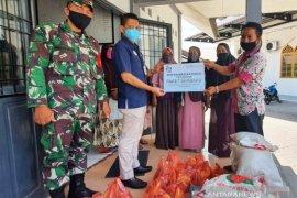 BPJS Kesehatan bagi sembako untuk warga Meulaboh ditengah pandemi COVID-19