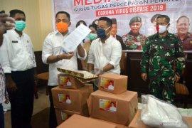 Kasus positif COVID-19 di Maluku 452 orang