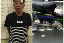 Polisi Binjai Utara amankan pencuri sepeda motor