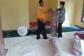 Jasa Raharja Jambi salurkan bantuan perlengkapan mushola di Samsat Muarojambi
