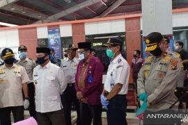 Gubernur Babel apresiasi penjagaan di Pelabuhan Tanjungkalian Mentok