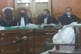 Terdakwa sebut bunuh hakim Jamaluddin karena tak tahan disakiti