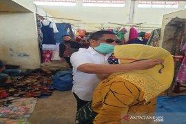 Antisipasi COVID-19, pedagang di Tapsel diwajibkan gunakan masker