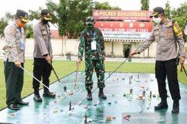 Kapolres Banjarbaru mohon dukungan masyarakat supaya PSBB optimal