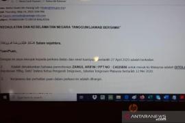 Seorang WNI tertahan di Bandara KLIA Kuala Lumpur