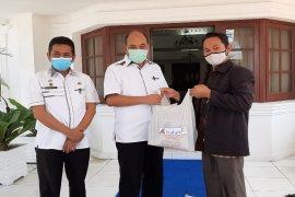 PT Inalum serahkan bantuan 5 Ton beras ke Pemkot Tebing Tinggi