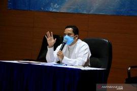 Koperasi Satya Karya  sumbang 6 ton beras dukung penanganan corona di Kota Tangerang