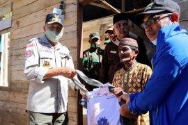 Plt Gubernur antar bantuan untuk korban puting beliung di Pulo Aceh