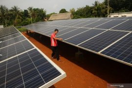 Kementerian ESDM kembangkan energi surya untuk sektor perikanan