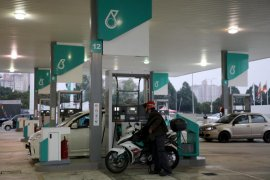 Di Malaysia, harga BBM naik