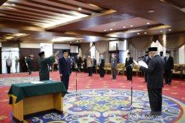 Persiapkan Seleksi Ulang, Gubernur Lantik M Sabani Jadi Pj Sekprov Kaltim