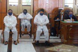 Otak pelaku pembunuh hakim PN Medan dituntut hukuman seumur hidup