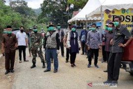 Kabupaten Tanah Bumbu membantu warga jalani isolasi mandiri