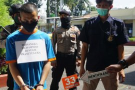 Polres Langsa tangkap suami istri diduga bunuh ibu rumah tangga