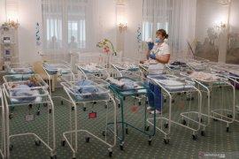 Bayi usia setahun positif COVID-19 meninggal
