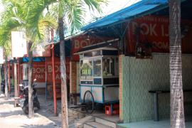 "Sentra kuliner soto ""Bok Ijo"" Kediri sepi pembeli terimbas wabah COVID-19"