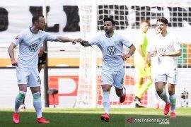 Liga Jerman, ladeni tim papan bawah Augsburg harus puas main imbang 0-0