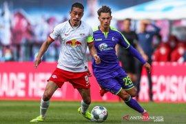 Leipzig vs Freiburg berakhir imbang 1-1