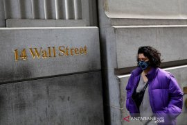 Wall Street naik didukung pemulihan ekonomi AS
