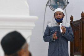 Safari Tadarus Ramadhan, Chek Zainal sosialisasi cegah COVID-19